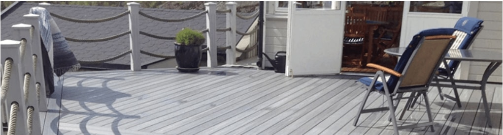simple Deck-A-Floor installation make your DIY job as playing Lego