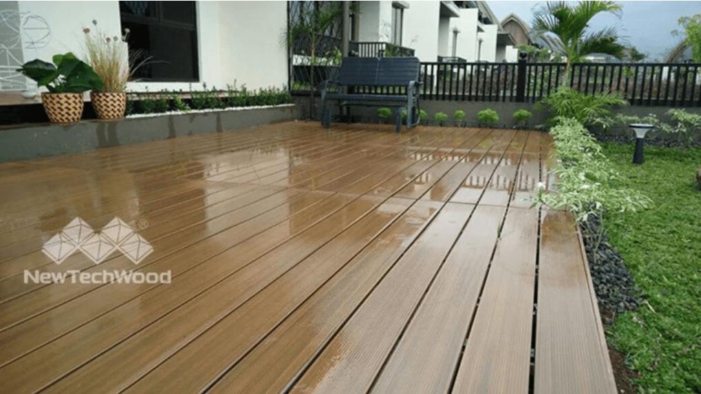 keep proper deck bard spacing