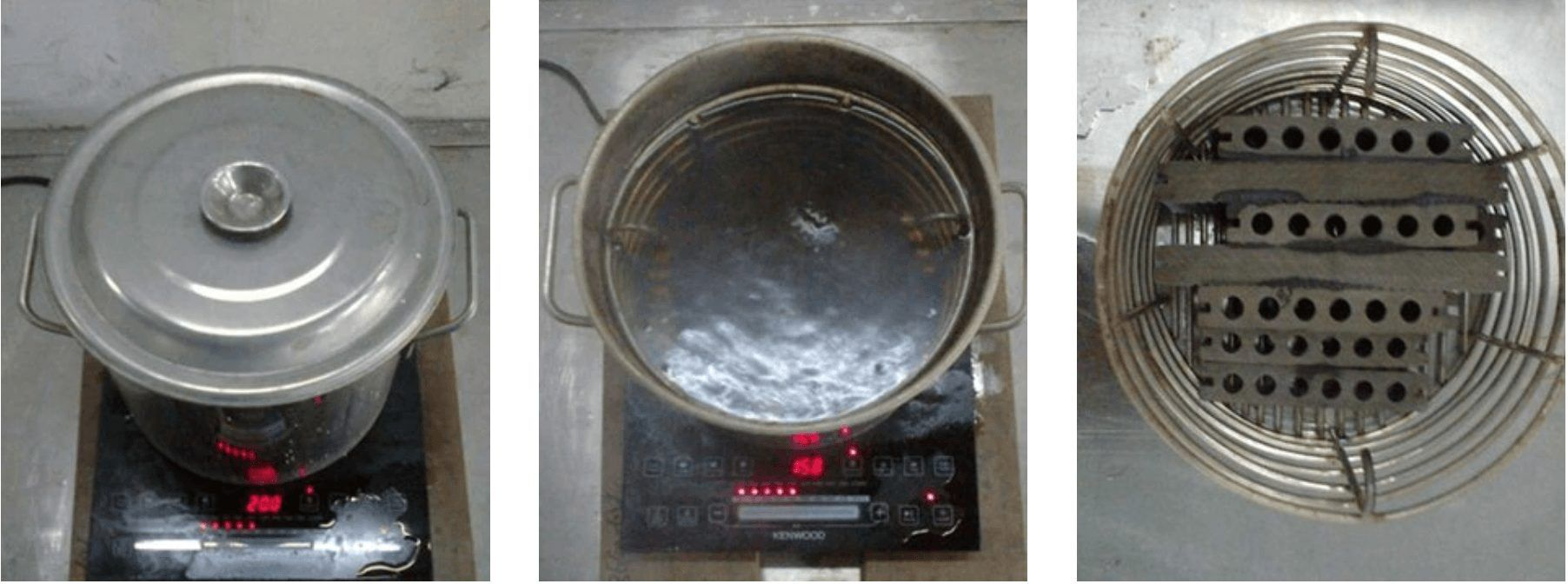 BOIL THE BOARD UP TO 80 HOURS OR MORE