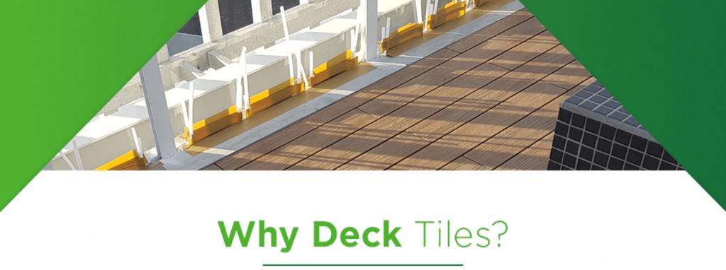 why deck tiles header
