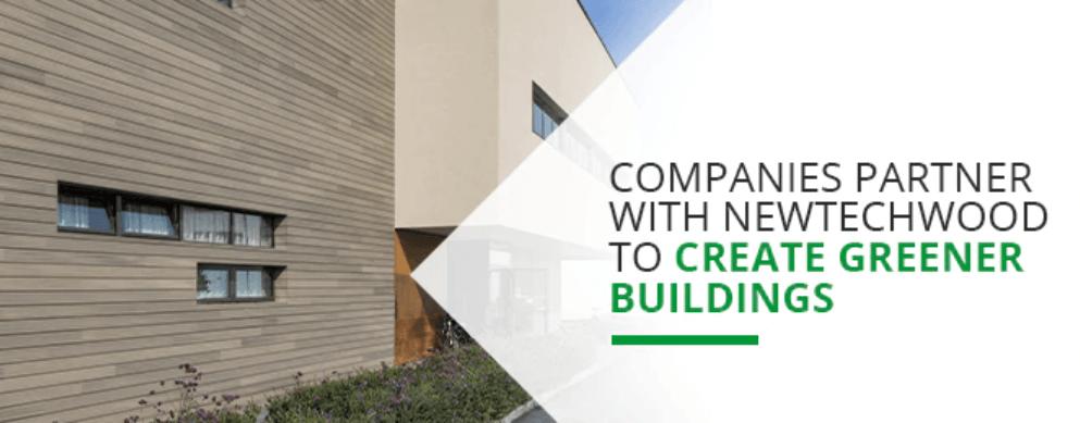 companies partner with newtechwood