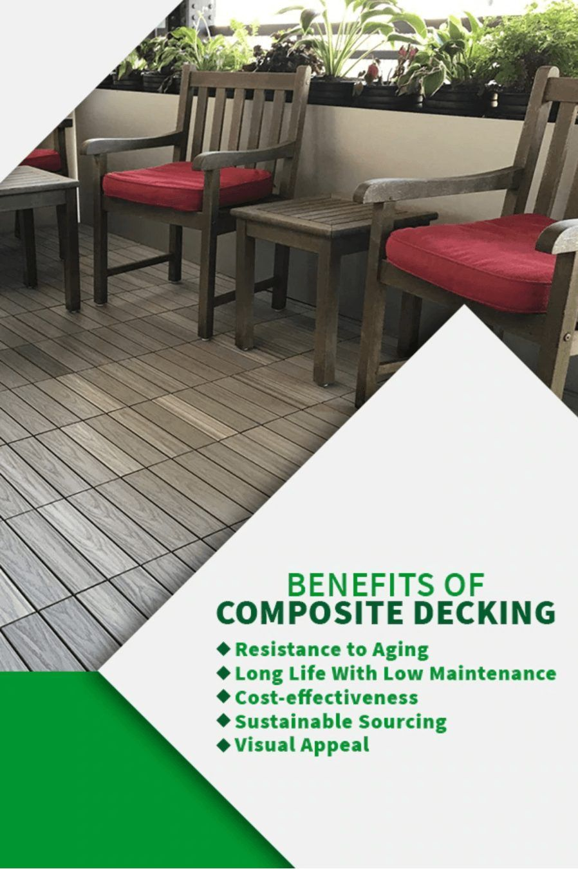 benefits of composite decking