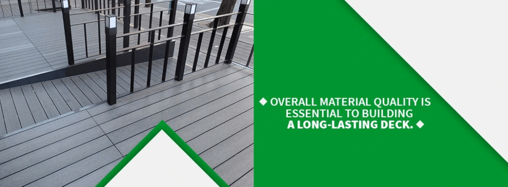 09 overal material quality