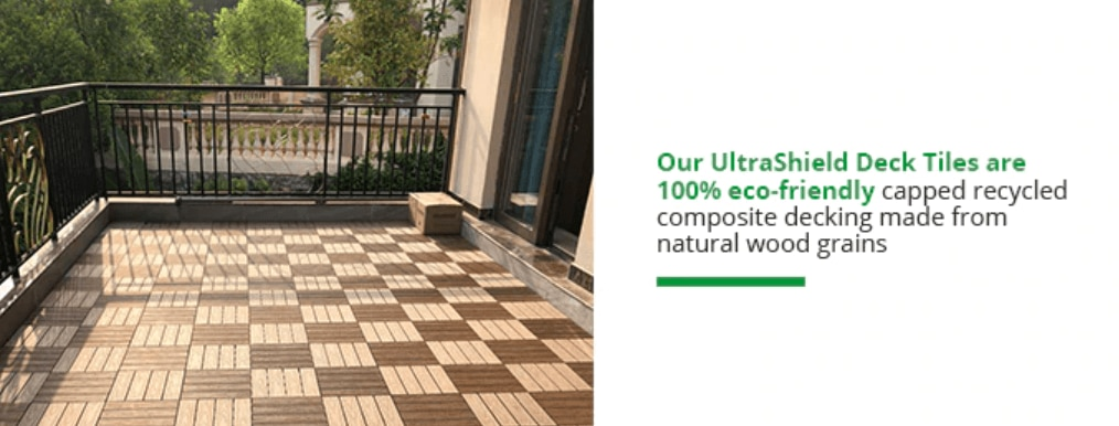 ultrashield deck tiles