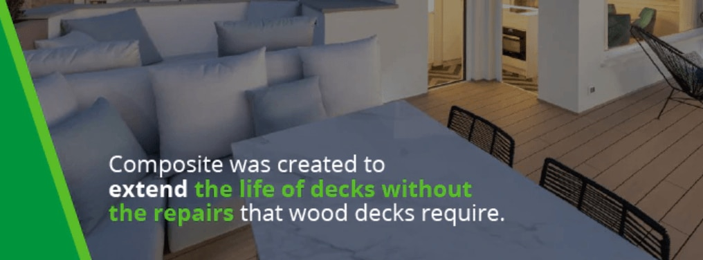 extend the life of decks