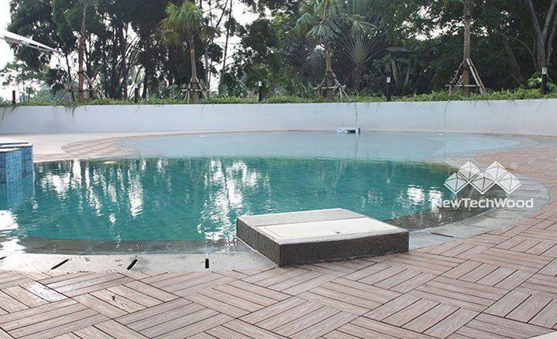 pool on deck
