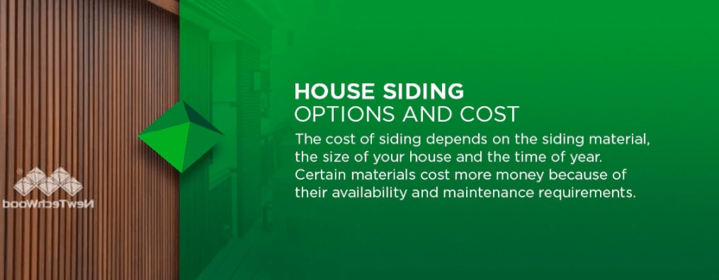 Choosing Siding for Your Home