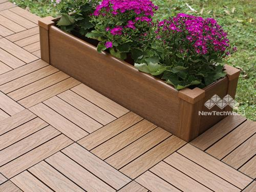 Peruvian Teak Planter Box in China 2019